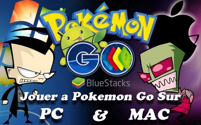 Comment Jouer a Pokemon Go Sur Mac ET PC AVEC Bluestacks