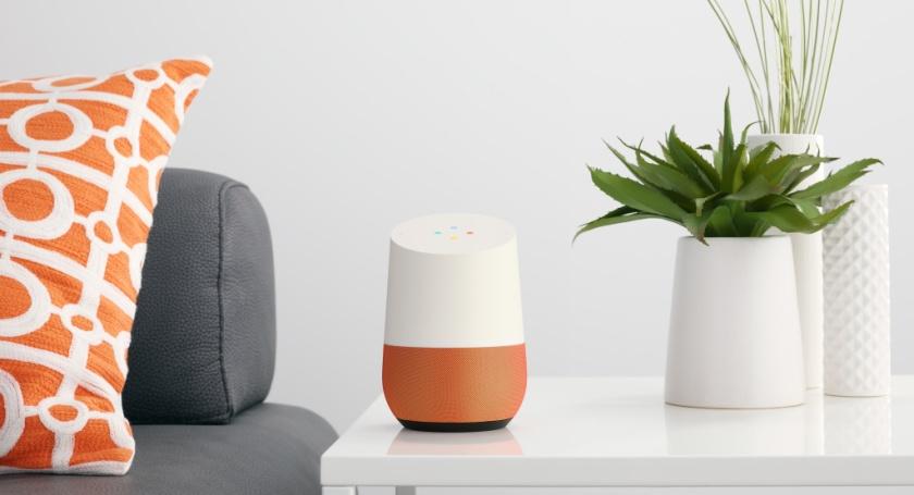 google-home-orange