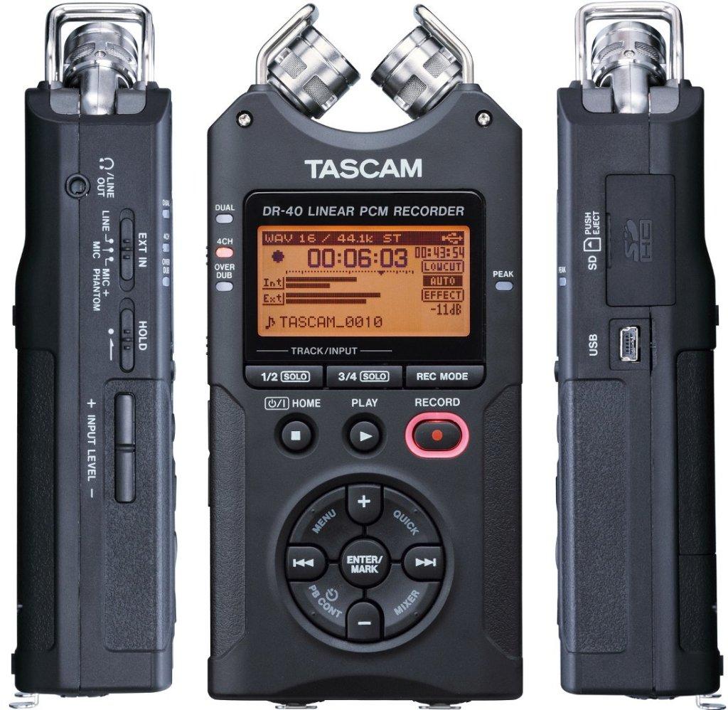 Tascam_DR-40